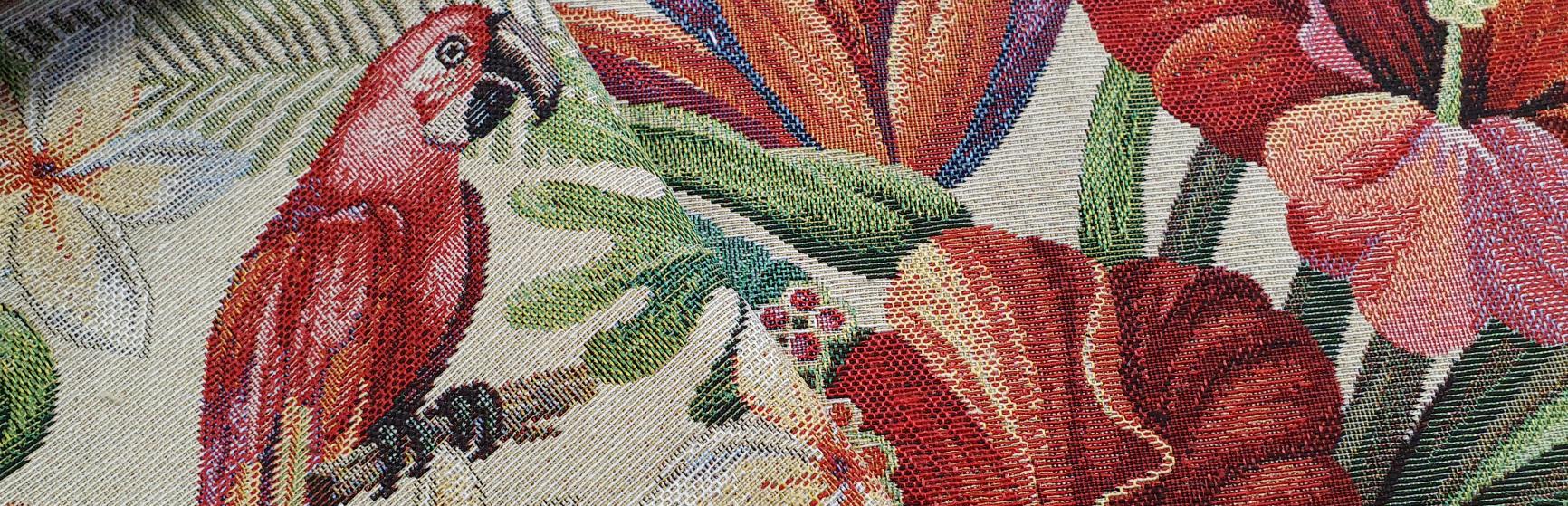 Kolekcja tkanin dekoracyjnych - Parin - NL